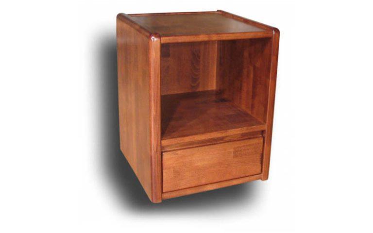 Noční stolek se spodní zásuvkou k modelu JacquesR