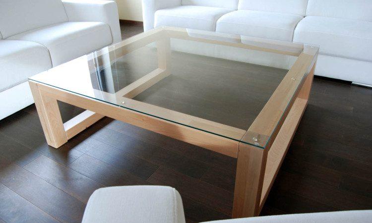 Konferenční Stolek Cube Glass Nábytek Jacques Praha