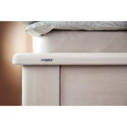 postel z masivu jacques K s kamennou dýhou detail 10