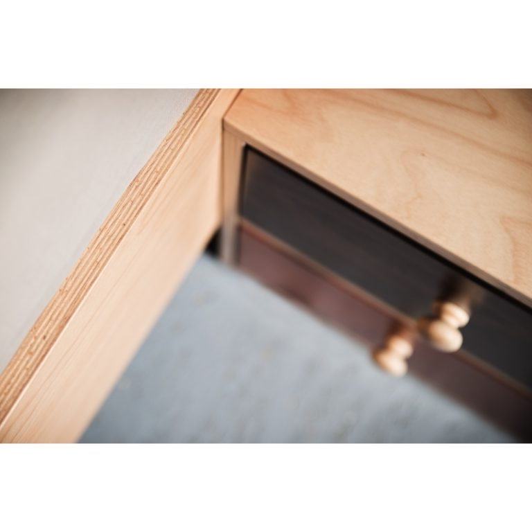 buková postel Jacques Heaven detail 3