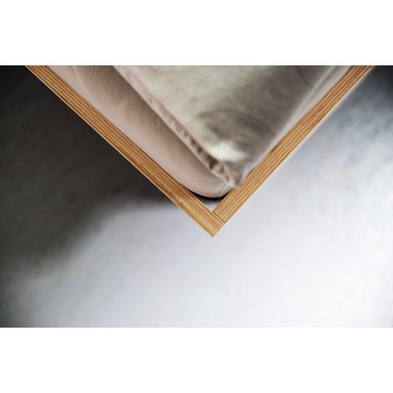 buková postel Jacques Heaven detail 8
