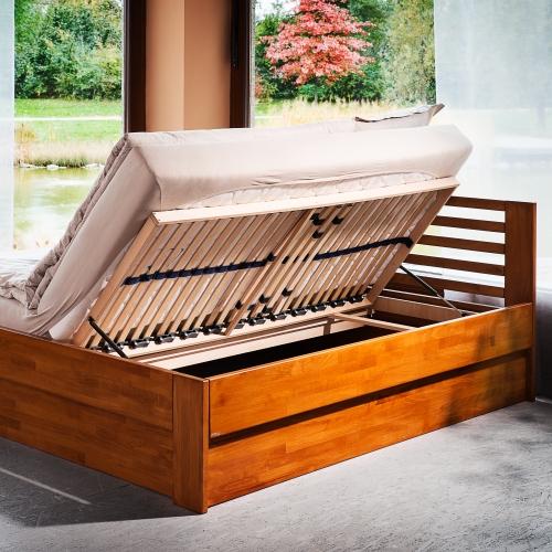 ikona kategorie postelí s úložným prostorem