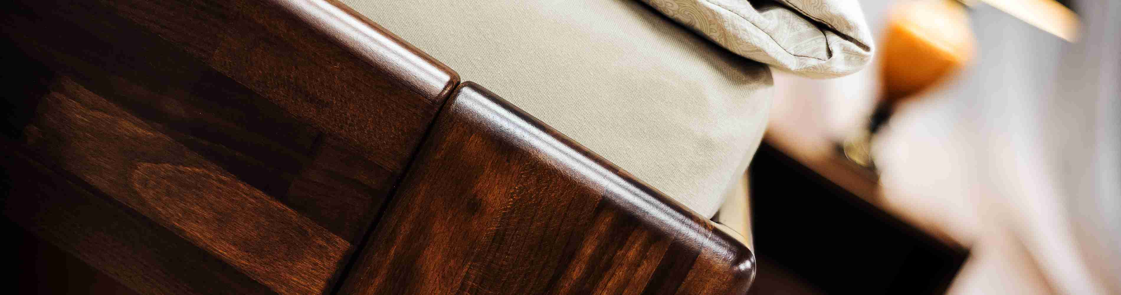 detail modelu postele Jacques R