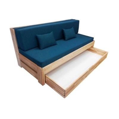 rozkládací postel box